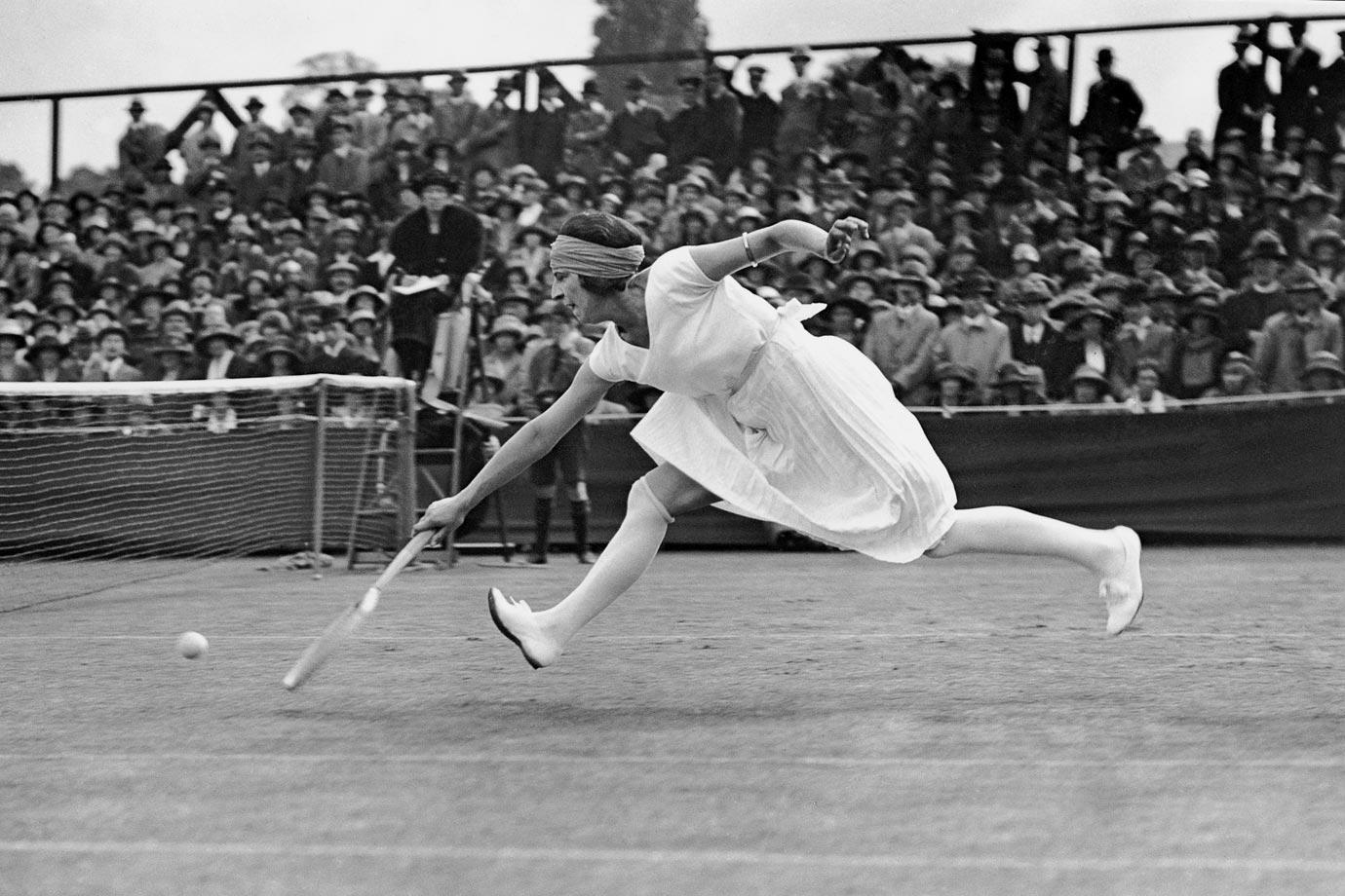 Suzanne Lenglen (1922)