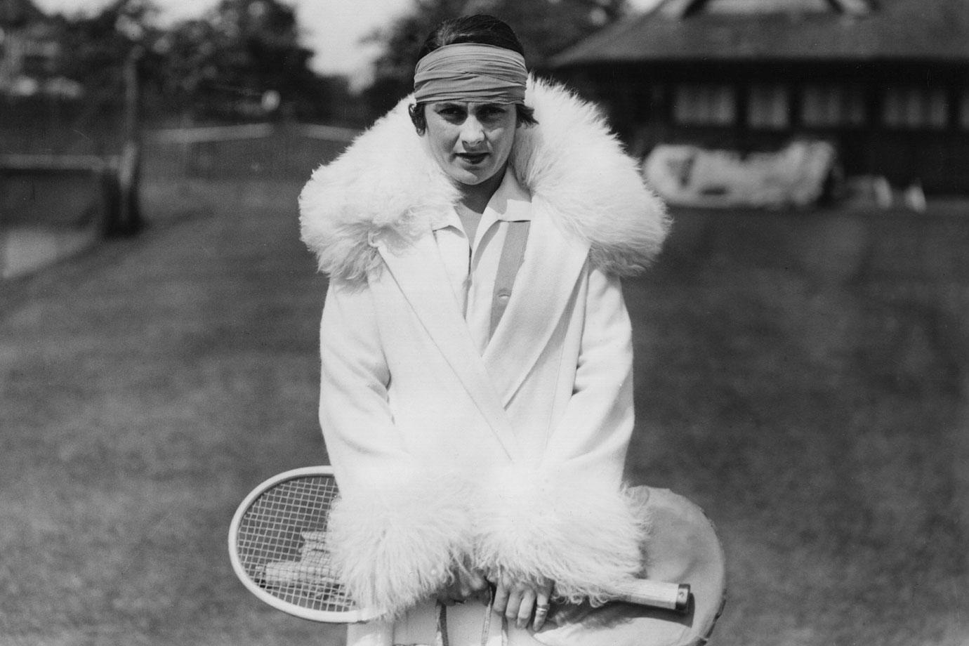 Lili De Alvarez (1926)