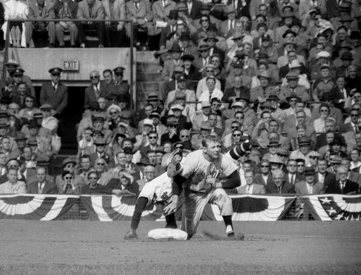 October 3, 1957 — World Series, Game 3