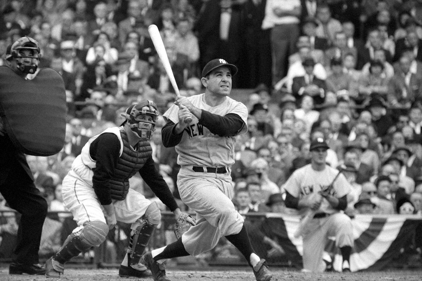 Oct. 6, 1960 — World Series, Game 1