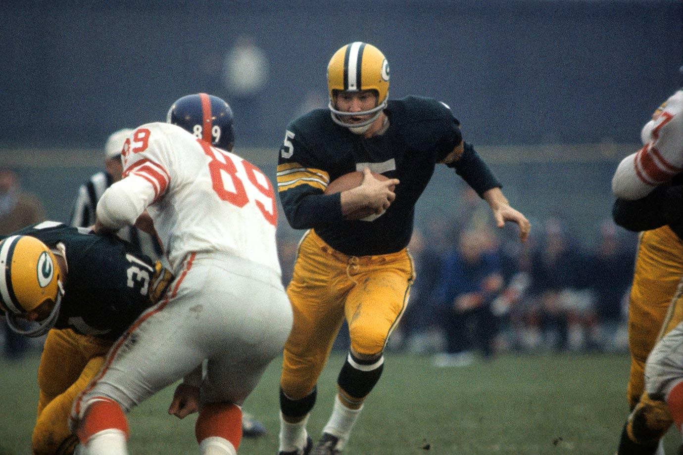 Dec. 3, 1961 — Green Bay Packers vs. New York Giants