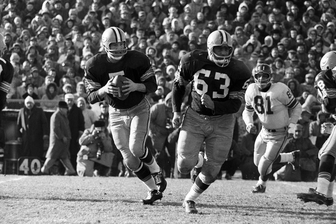 Dec. 31, 1961 (NFL Championship) — Green Bay Packers vs. New York Giants