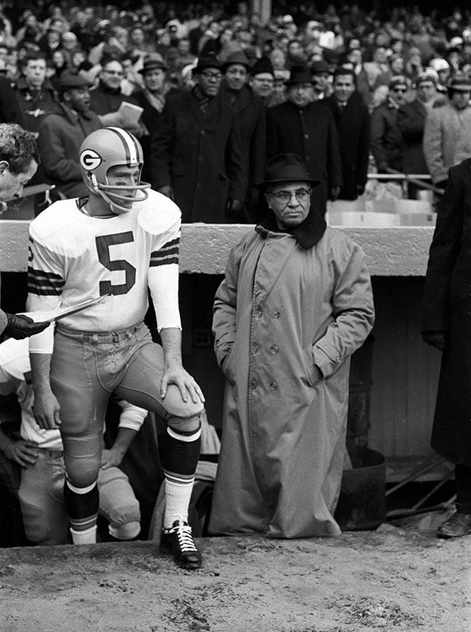 Dec. 30, 1962 (NFL Championship) — Green Bay Packers vs. New York Giants