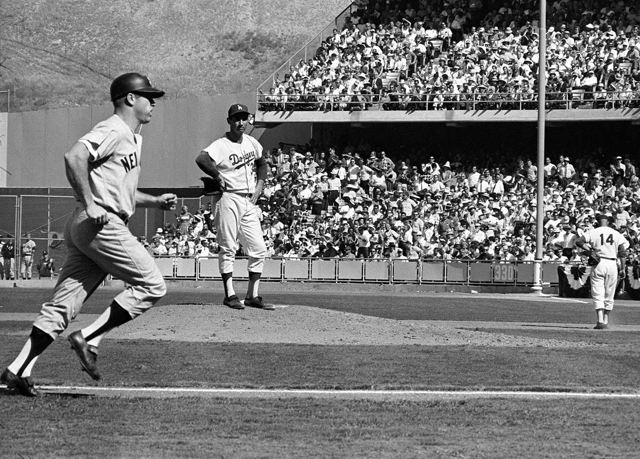 October 6, 1963 — World Series, Game 4