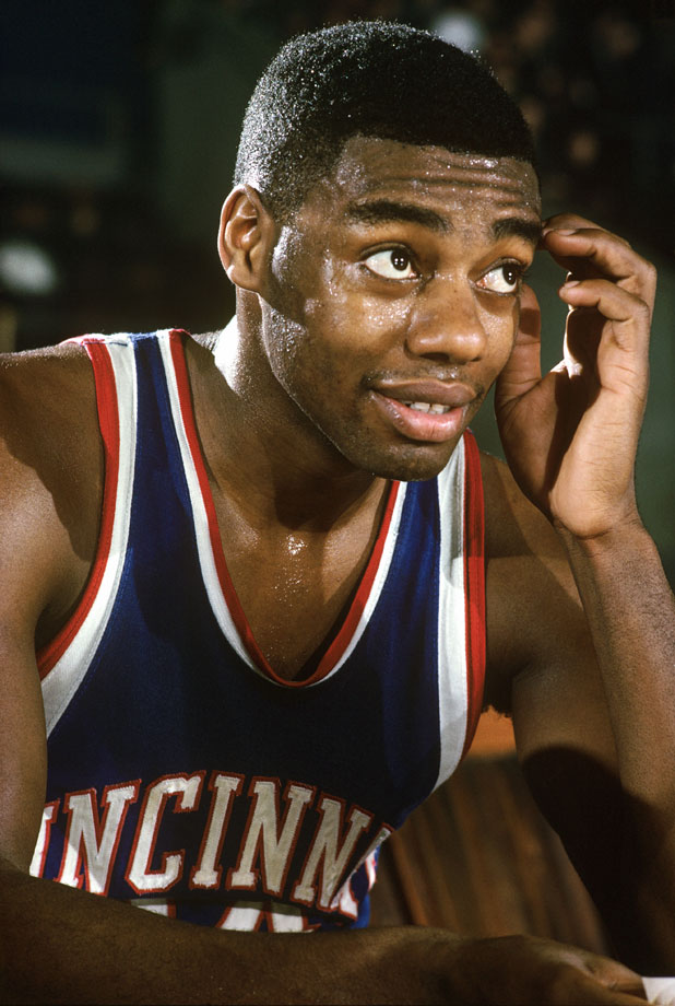 Though Oscar Robertson's tenure was marked with personal achievements -- most noticeably in 1961-62 when he averaged a triple-double -- the Royals never advanced past the Eastern Conference Finals.