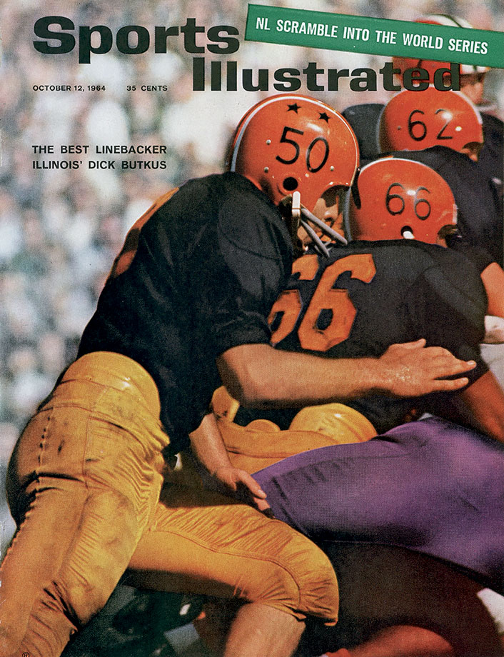 October 12, 1964 SI cover