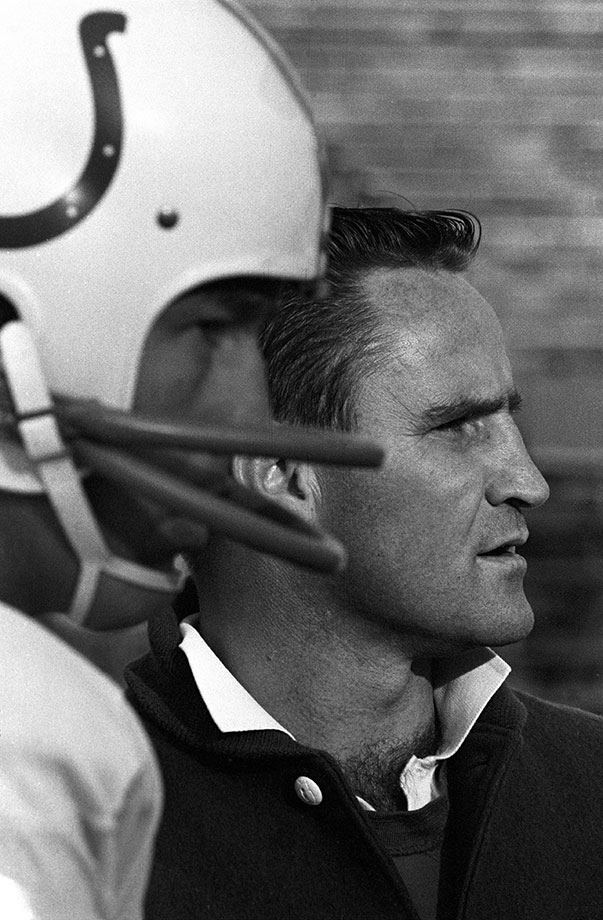 Nov. 12, 1964 — Baltimore Colts practice