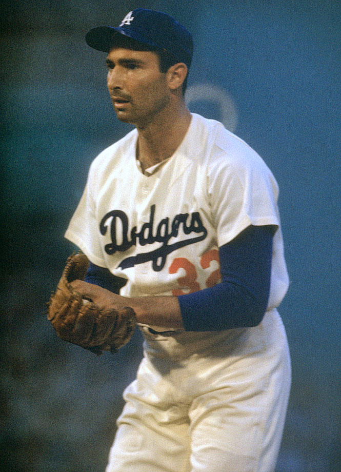 In his final season of 1966, Koufax reached career bests in wins (27) and ERA (1.73) and won his third Cy Young Award.  Koufax was outstanding in the final month as the Dodgers held off San Francisco and Pittsburgh. He pitched seven times over the final 30 days, compiling a 5-2 record with a 1.50 ERA. His last start, on only two days' rest, was a 6-3 victory over Philadelphia and clinched the NL pennant. Koufax's final outing, Game 2 of the '66 World Series, ended badly. Although he surrendered only one earned run in six innings, five Dodgers errors helped Baltimore to a 6-0 win and an eventual sweep.