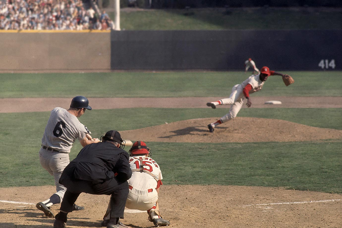 October 2, 1968 — World Series, Game 1