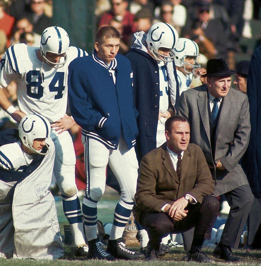 Nov. 10, 1968 — Baltimore Colts vs. Detroit Lions