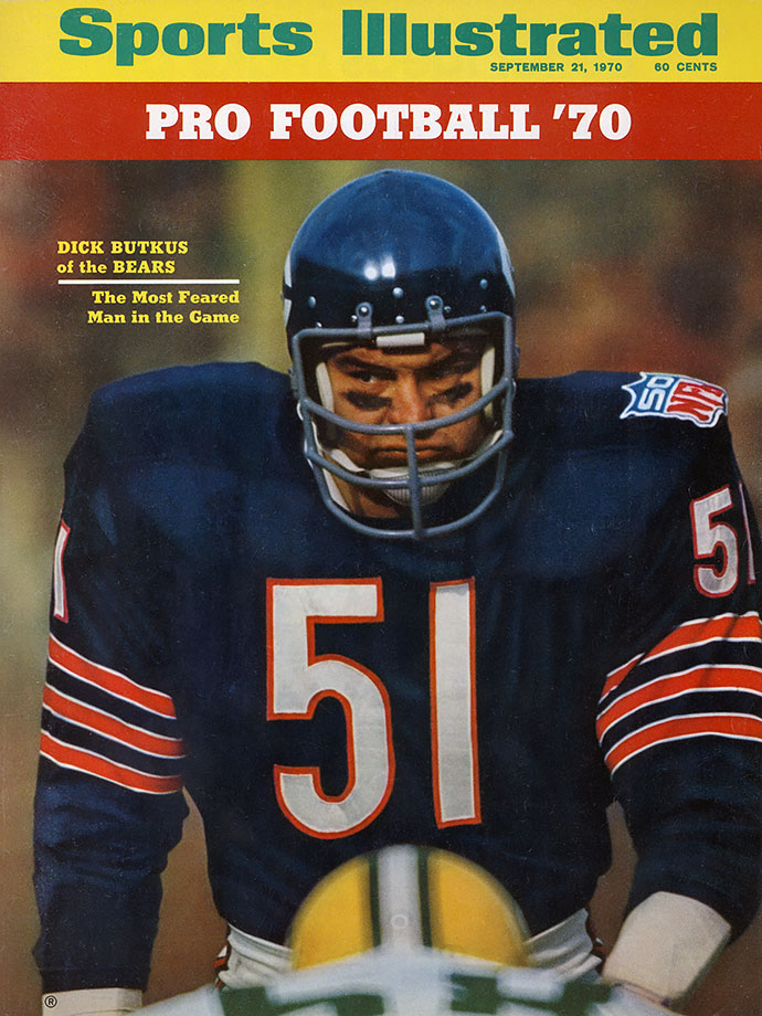 Sept. 21, 1970 SI cover
