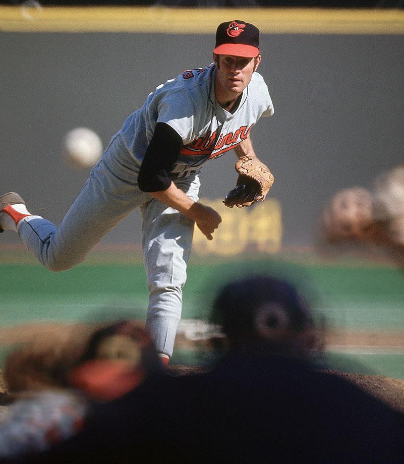 October 10, 1970 — World Series, Game 1 (Baltimore Orioles vs. Cincinnati Reds)