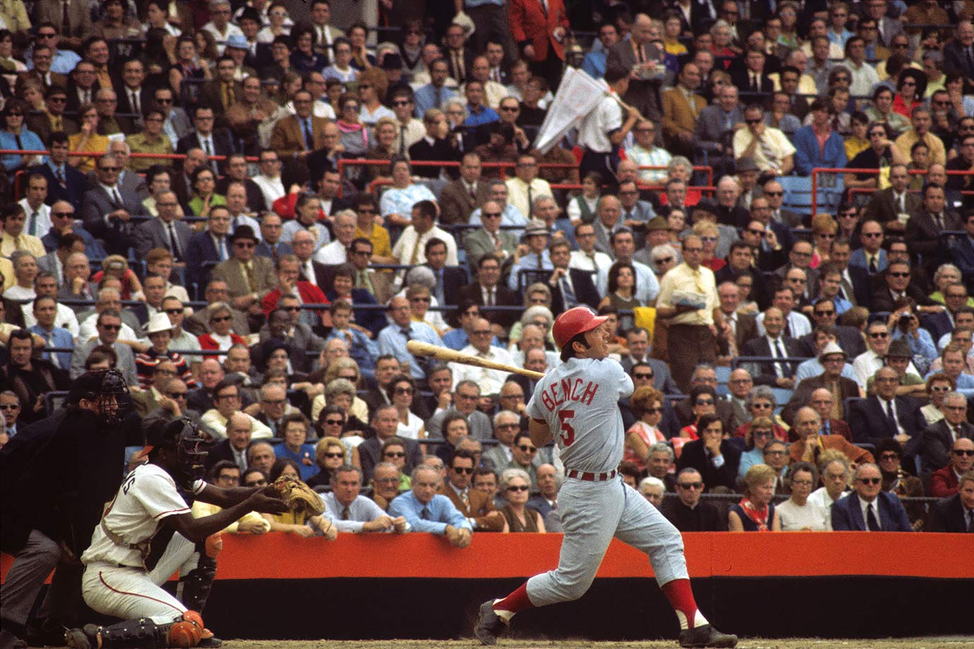 Oct. 13, 1970 — World Series, Game 3