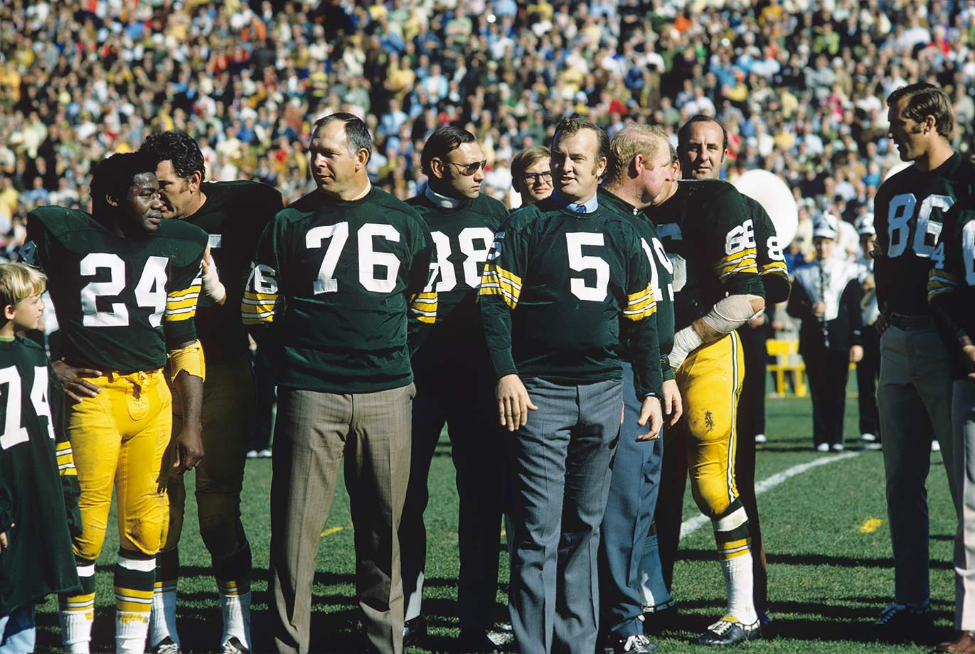 Oct. 18, 1970 — Green Bay Packers vs. Los Angeles Rams
