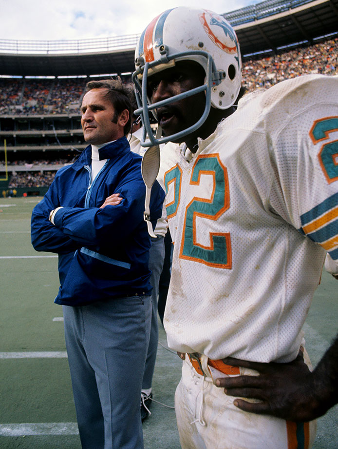 Dec. 31, 1972 — AFC Championship: Miami Dolphins vs. Pittsburgh Steelers