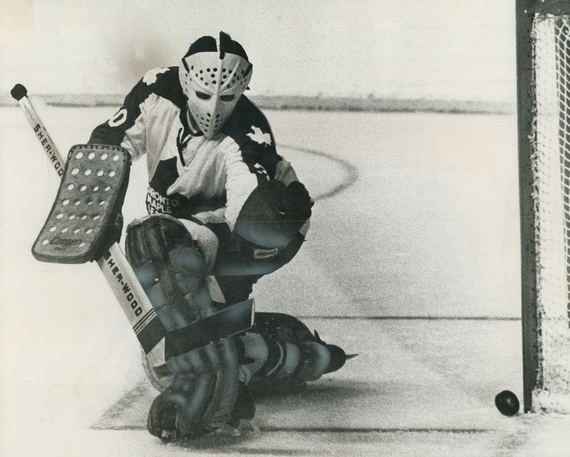The Flyers dealt Bernie Parent to the Toronto Maple Leafs on Feb. 1, 1971, where he joined his boyhood hero, Jacques Plante, who at 42 was having an all-star season. Under Plante's tutelage, Parent became a more consistent and technically proficient goalie.
