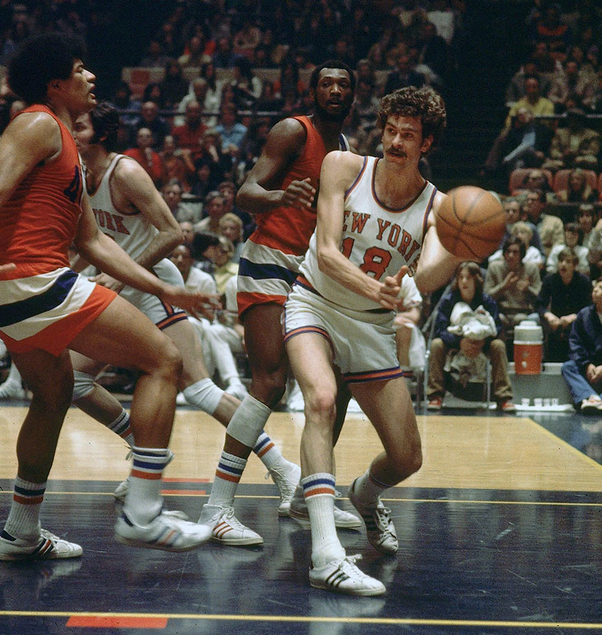 April 8, 1973 — NBA Eastern Conference Semifinals, Game 5