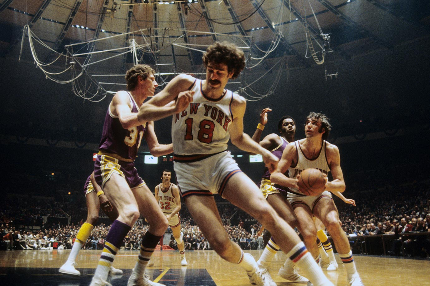 May 6, 1973 — NBA Finals, Game 3