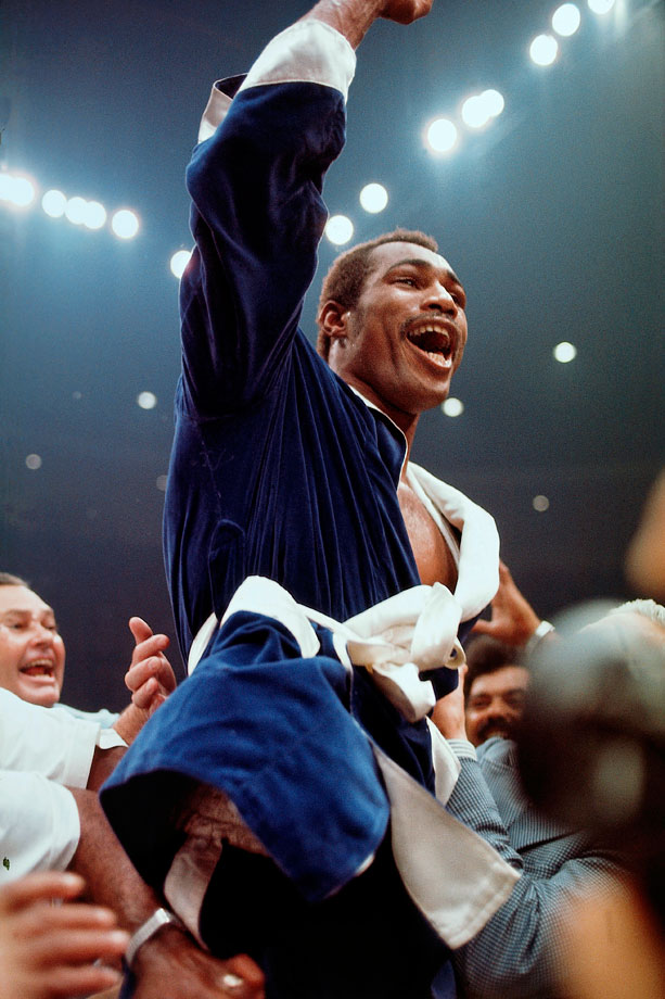 Few gave Norton much of a chance against Muhammad Ali in their first fight, held in March 1973 at the Sports Arena in San Diego, where Norton lived. But his awkward style and close-in pressing tactics confused his opponent and Norton broke Ali's jaw on the way to the decision that put him in the top echelon of heavyweight fighters.