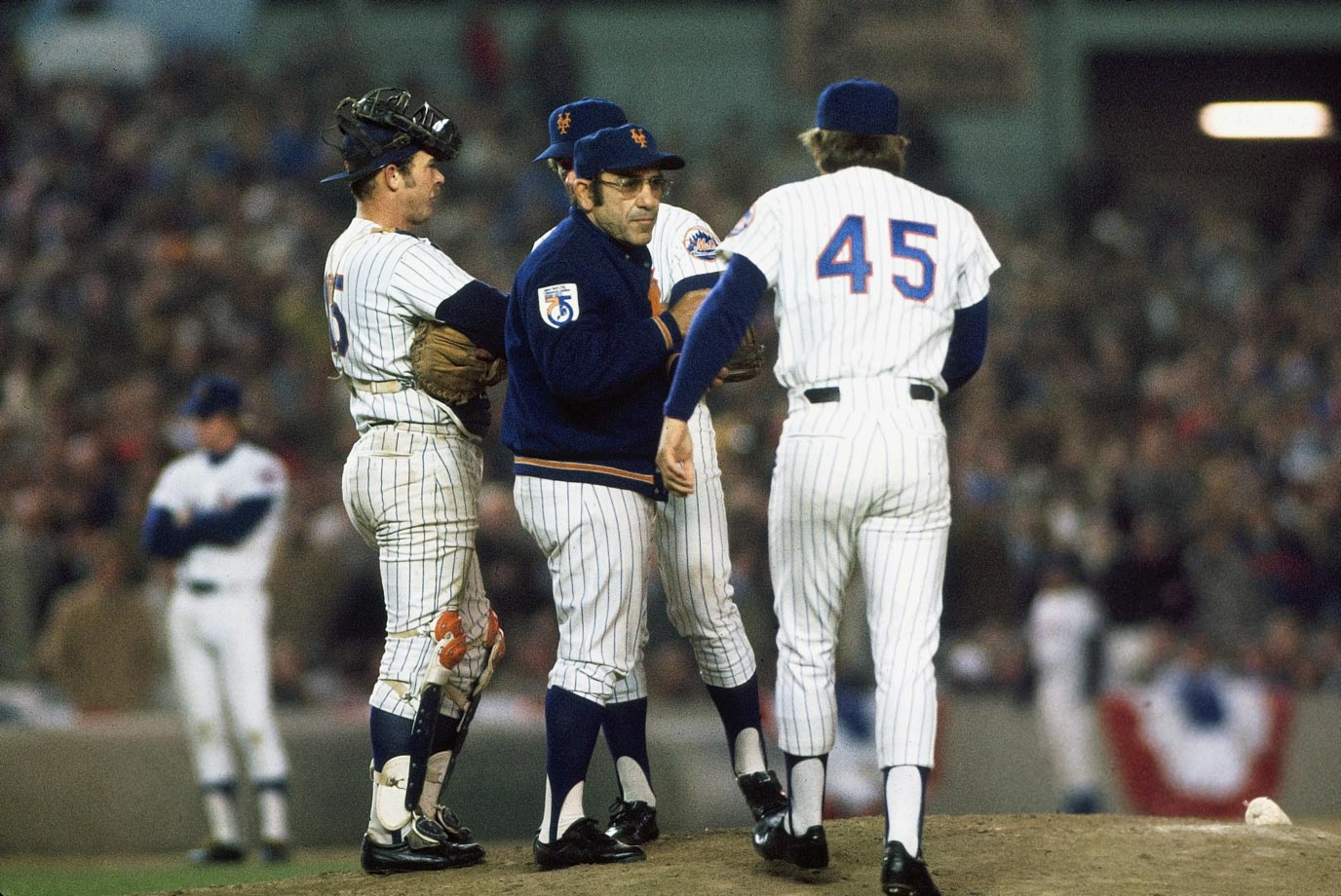 Oct. 18, 1973 — World Series, Game 5
