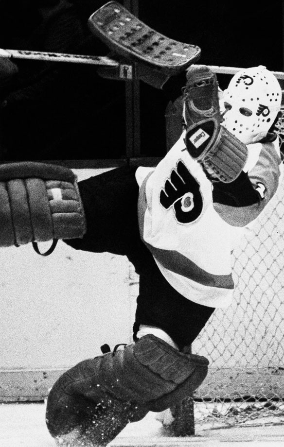 Bernie Parent's first two seasons back with the Flyers were the greatest of his career as he recorded a combined 30 regular and post-season shutout victories.