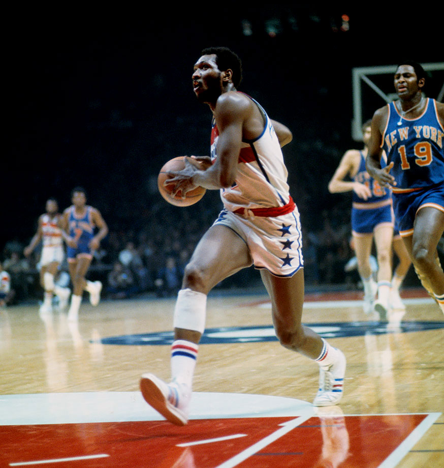 April 5, 1974 — NBA Eastern Conference Semifinals, Game 4