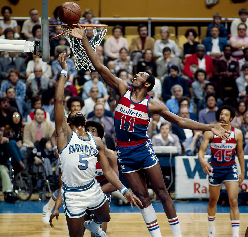 April 18, 1975 — NBA Eastern Conference Semifinals, Game 4