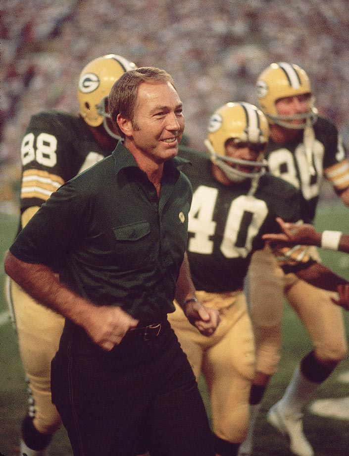 Starr took over coaching duties in 1975, where he went 4-10 in his first season as a head coach. (Text credit: Shannon Carroll)