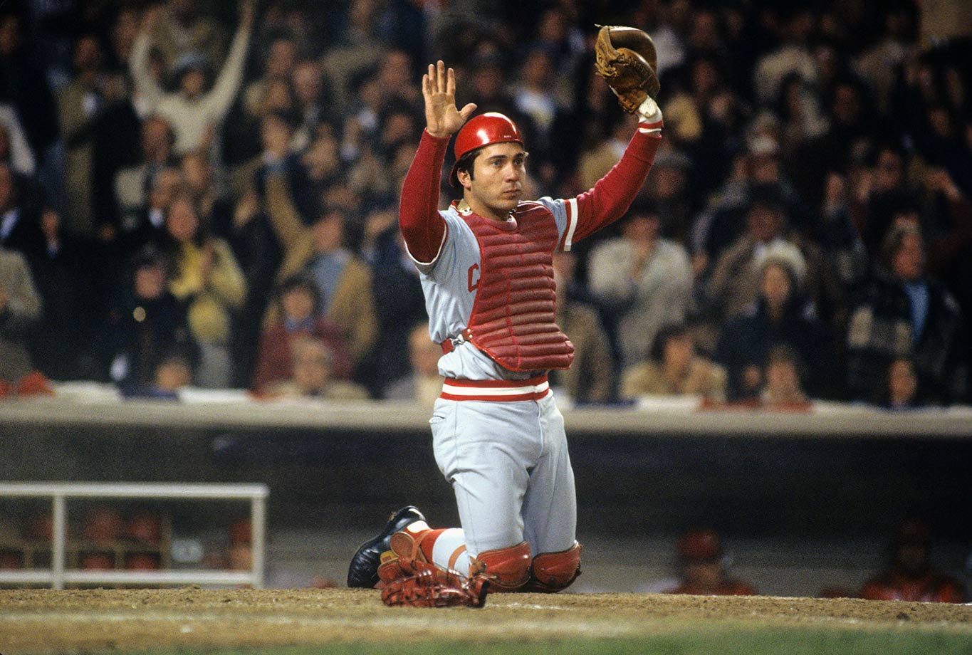 Oct. 21, 1976 — World Series, Game 4