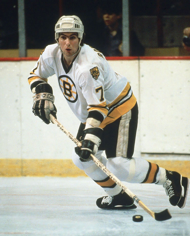 Nov. 8, 1979 — Boston Bruins vs. Edmonton Oilers
