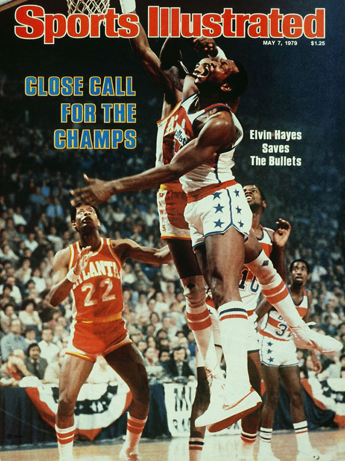 May 7, 1979 SI cover