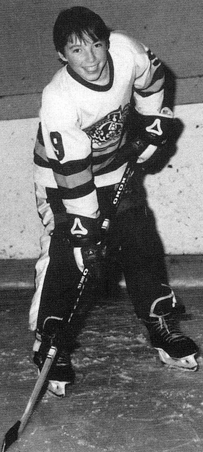 Like most Canadian boys, Nash quickly fell in love with hockey. His favorite team was the Vancouver Canucks and his favorite player was Wayne Gretzky. He also played lacrosse and rugby, but didn't discover basketball until the eighth grade.