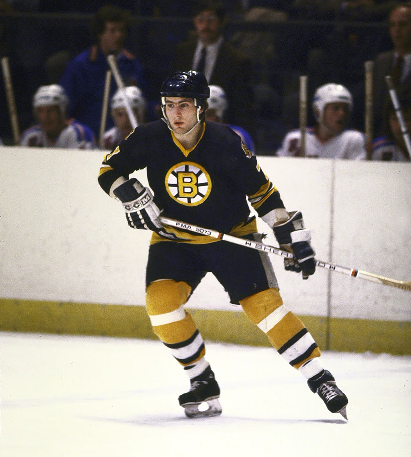 March 18, 1981 — Boston Bruins vs. New York Rangers