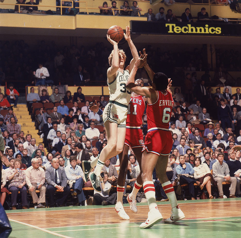 April 1981 — Eastern Conference Finals