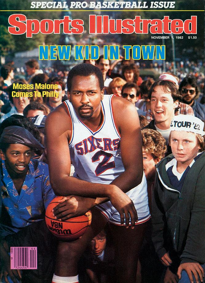 Nov. 1, 1982 SI cover