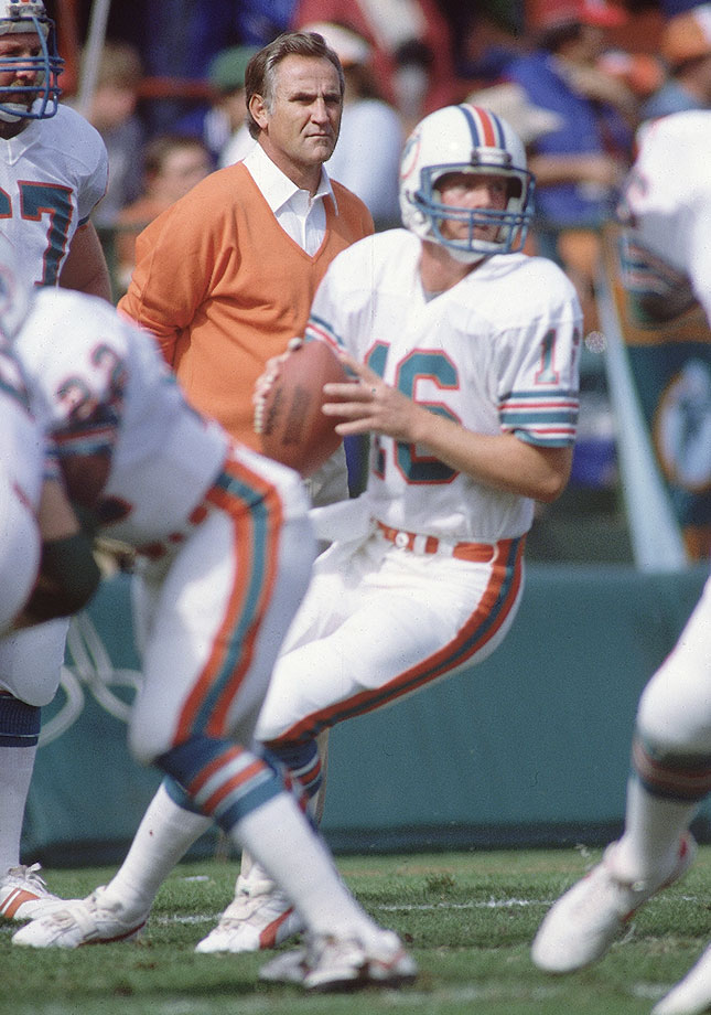 Jan. 16, 1983 — AFC Divisional Playoffs: Miami Dolphins vs. San Diego Chargers
