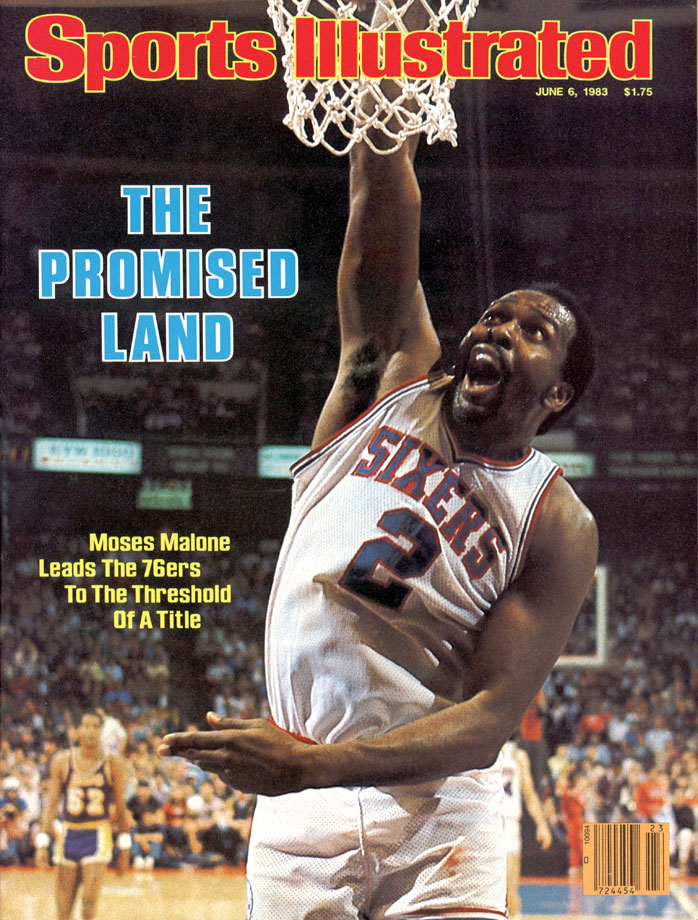 June 6, 1983 SI cover