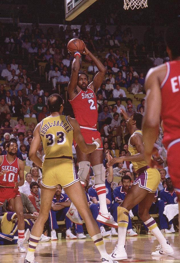 1983 NBA Finals — Game 4