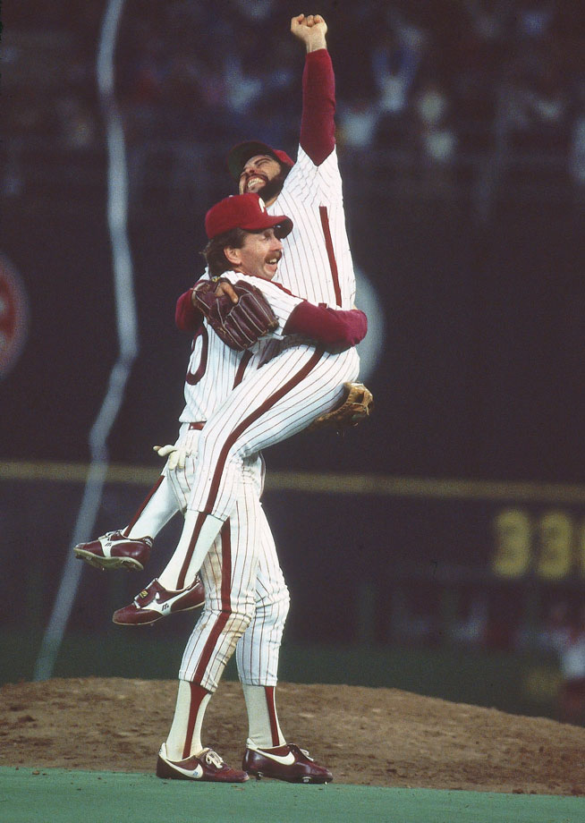 October 8, 1983 — National League Championship Series, Game 4