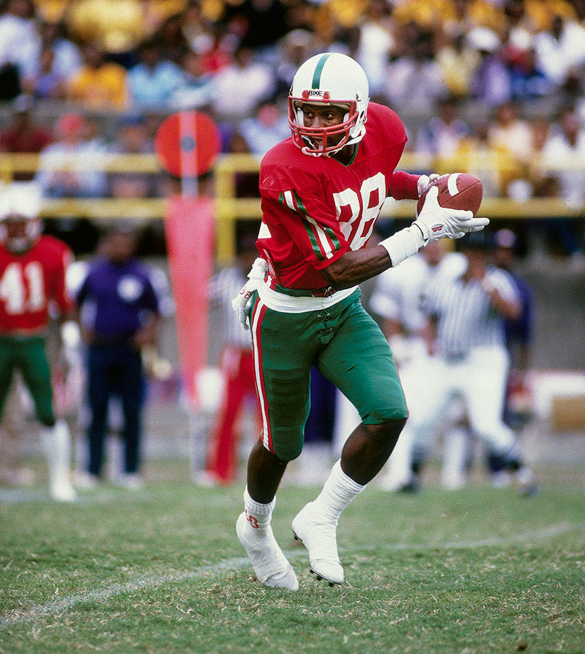 Nov. 3, 1984 — Mississippi Valley State vs. Alcorn State