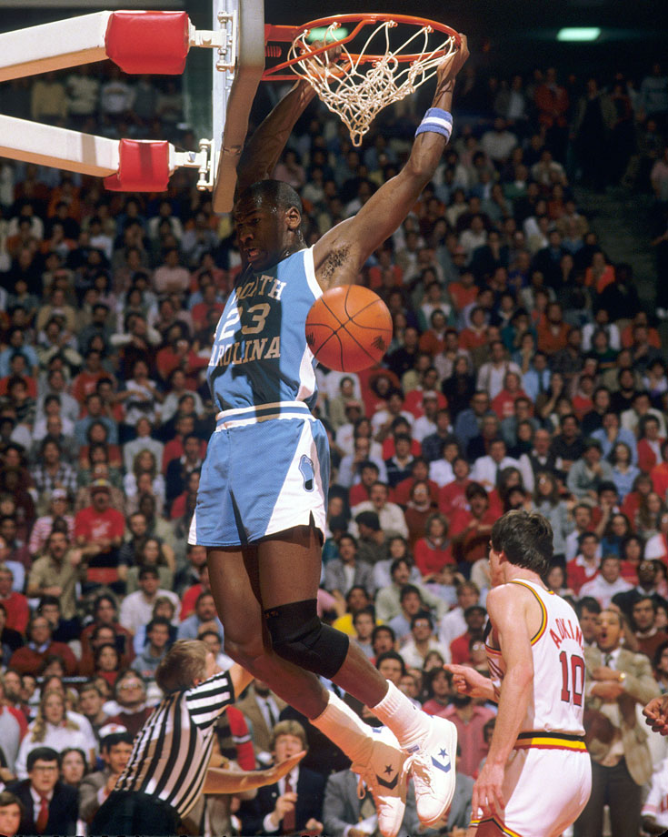 Jan. 12, 1984 — North Carolina vs. Maryland
