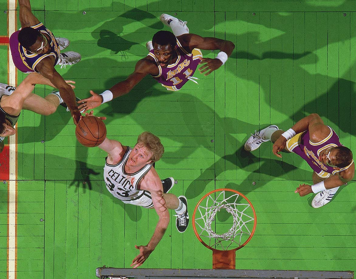 May 27, 1985 — NBA Finals, Game 1