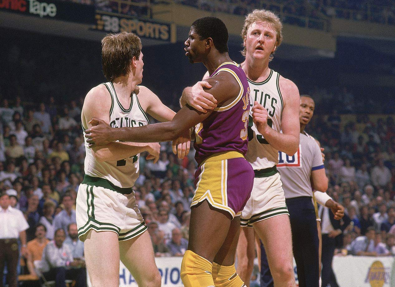May 30, 1985 — NBA Finals, Game 2
