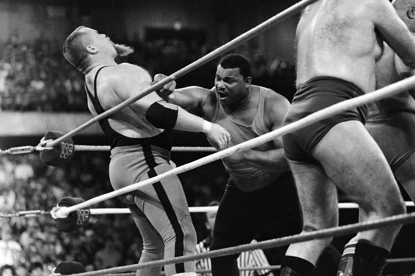 April 7, 1986 — Wrestlemania 2