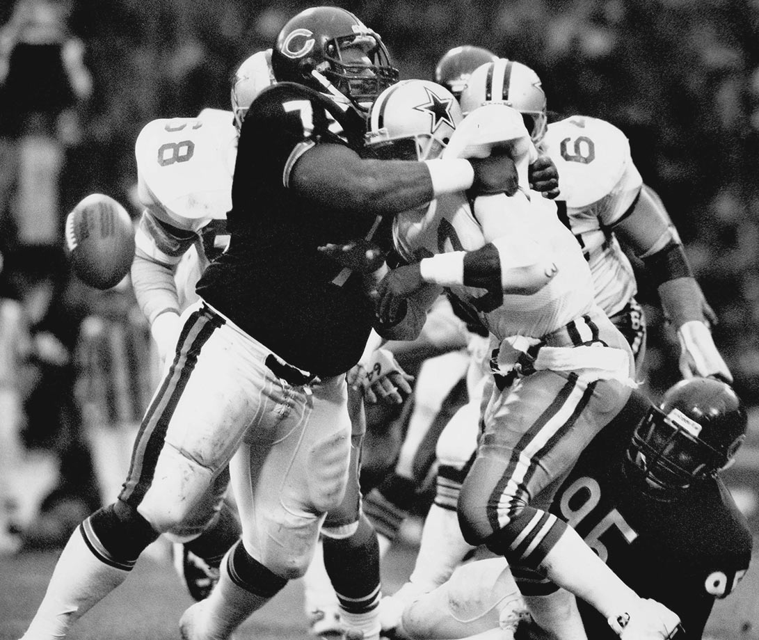 Aug. 3, 1986 — Chicago Bears vs. Dallas Cowboys