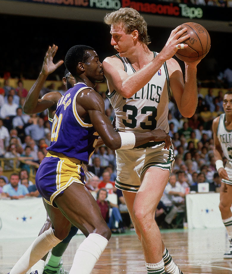 June 7, 1987 — NBA Finals, Game 3