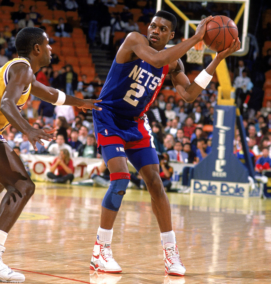 """The first in a series of """"Next Jordans"""" flamed out before producing a fraction of what MJ accomplished. Hopson averaged 10.9 points in five seasons."""