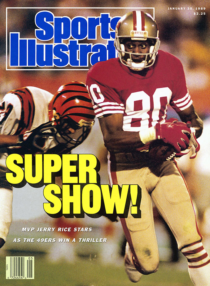 Jan. 30, 1989 SI cover