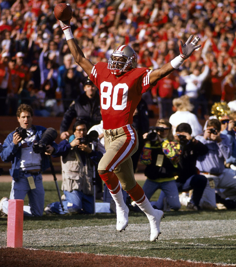 Jan. 6, 1990 — NFC Divisional Playoffs (San Francisco 49ers vs. Minnesota Vikings)