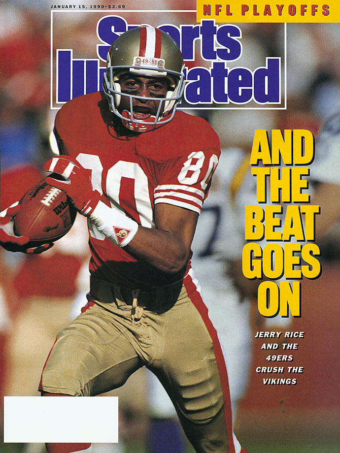 Jan. 15, 1990 SI cover